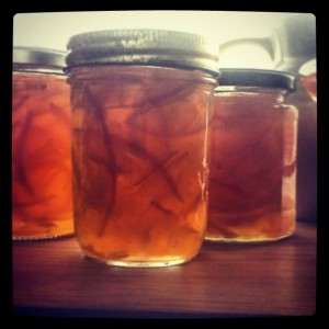 Seville Orange recipes marmalade