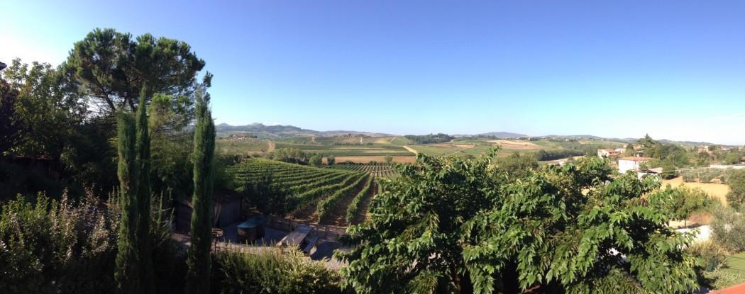 Umbria and Tuscany travel