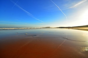 Embleton Beach Northumberland Coast