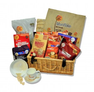Giveaway mornflake hamper